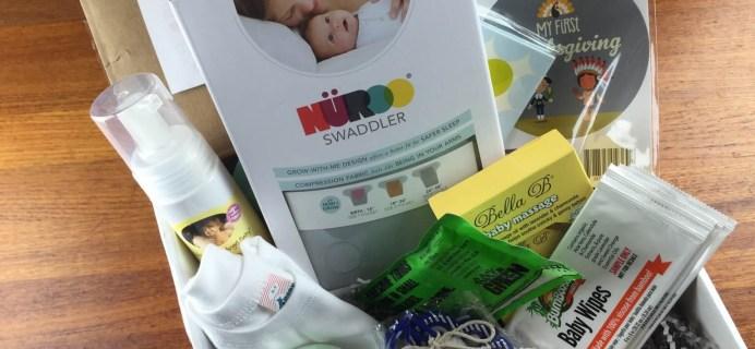 BabyBumpBundle Baby & New Mom Gift Boxes #HolidayGiftGuide