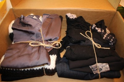 Blue Jeans Bar Express Personal Styling Fashion & Clothing Box Review