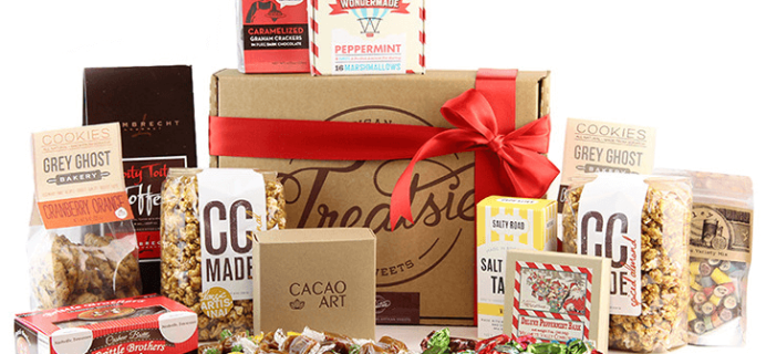 Black Friday Deals on Treatsie Subscriptions – Give the Gift of YUM! #HolidayGiftGuide