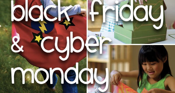 Kiwi Crate Cyber Monday Coupon & Deals + December Spoilers