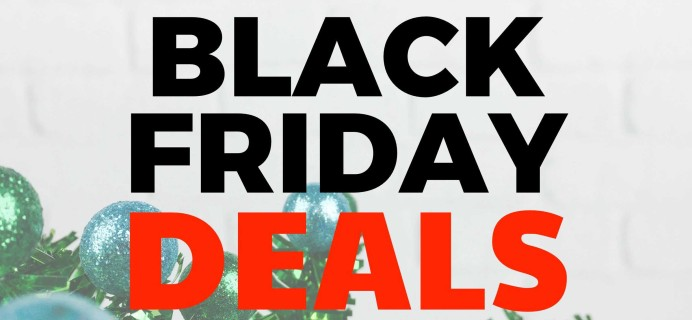 The Complete Black Friday Subscription Box Coupons List!