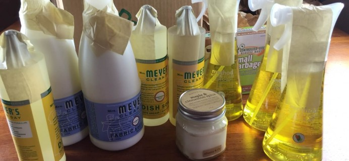 ePantry Review – Cleaning & Household Supplies Subscription Box