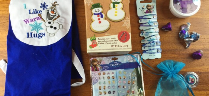 December 2014 The Boodle Box Review -Tween & Little Girl Subscription Box