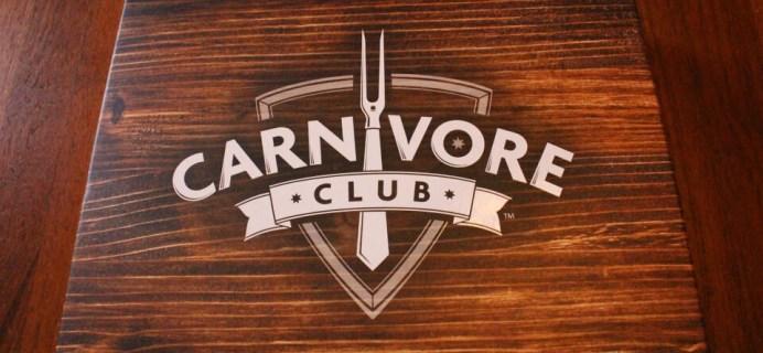 Carnivore Club Review – November 2014 Salume Beddu Box