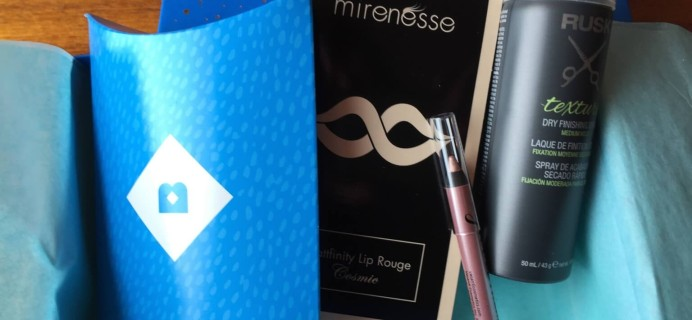 December 2014 Birchbox Review + Coupons