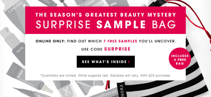 Sephora Cyber Monday Deals + Naked On the Run Palette!