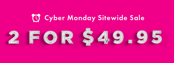 JustFab Cyber Monday Sale