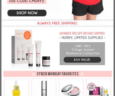 Spa Alana HUGE Cyber Monday Sale – Including Tokyo Milk!