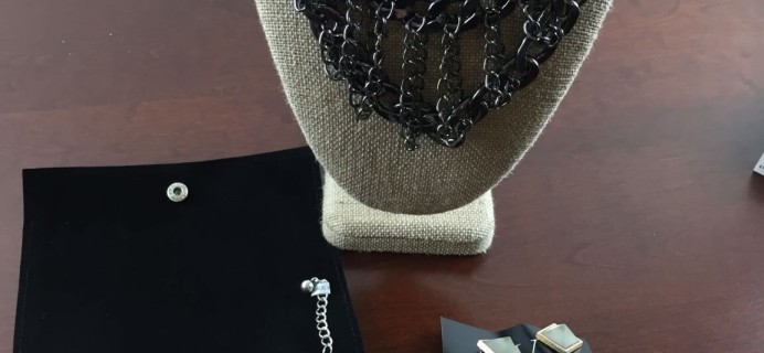 January 2015 Wantable Accessories & Jewelry Subscription Box Review