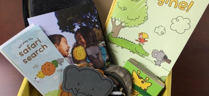 "Koala Crate Review & Coupon – December 2014 ""Safari"" + Giveaway!"