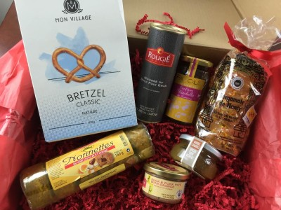 Panier Box Review – French Food Subscription Box – January 2015