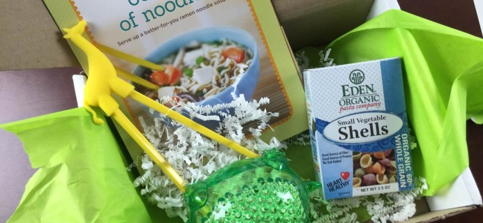 January 2015 Kidstir Review & Coupon – Kids Cooking Subscription Box