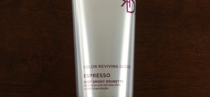 My New Year's Hair Resolutions + Madison Reed Color Gloss Review & Coupon  #mrnewyou