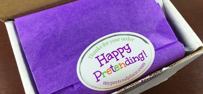 My Pretend Place Subscription Box Review & Coupon – Craft Box