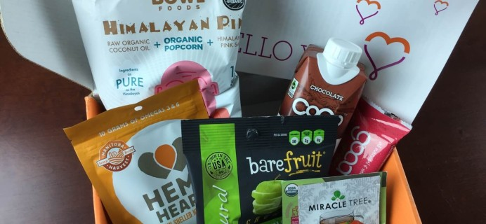 January 2015 Bestowed Subscription Box Review + Coupon