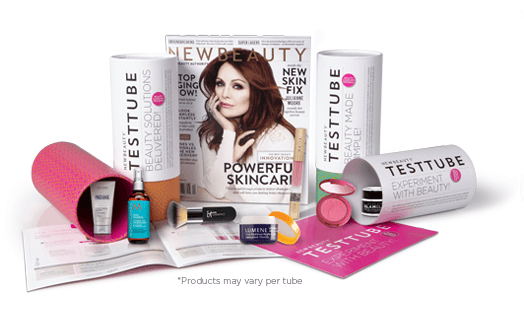 July 2017 New Beauty Test Tube Full Spoilers + Coupon