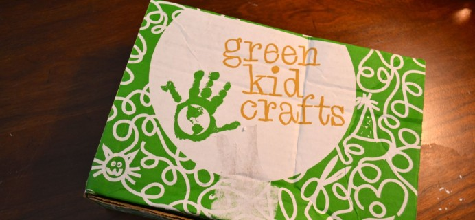 March 2015 Green Kid Crafts Review & Coupon