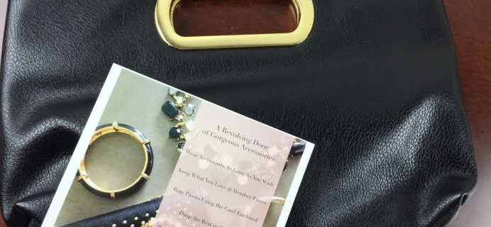 Formio Review – Jewelry & Accessories Rental Subscription #FormioBox
