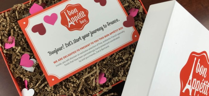 Bon Appétit Subscription Box Review & Coupon – Amour Box