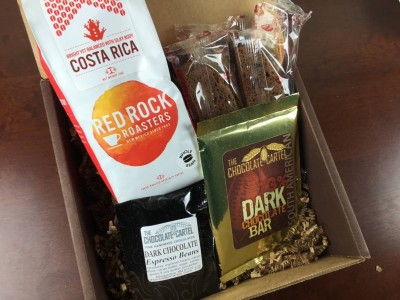 Joe's Brew Club Subscription Review & Coupon – Coffee & Treats Box