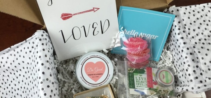 February 2015 Mission Cute Subscription Box Review + Coupon