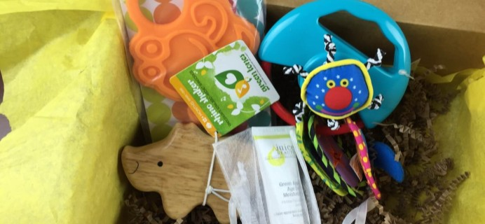 February 2015 Citrus Lane Review & Coupon – 5 Month Old Boy