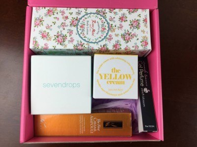 Memebox Changes & Review – Valentine's Day #1 Gifts For You