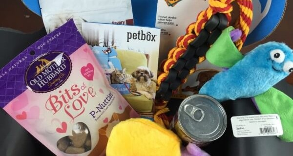 PetBox Subscription Review & Coupon Code – February 2015