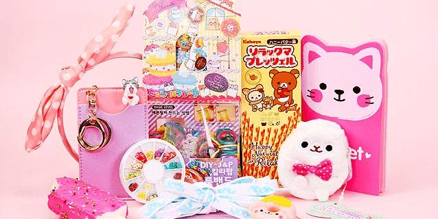 Love Giveaway: Kawaii Box!! Open Worldwide