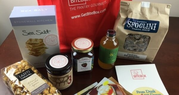 January 2015 The Pantry Gourmet's Bite Box – Food Subscription Box Review