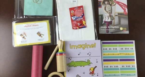 "Koala Crate Review & $10 Coupon – January 2015 ""Music"" – Preschooler Subscription Box"