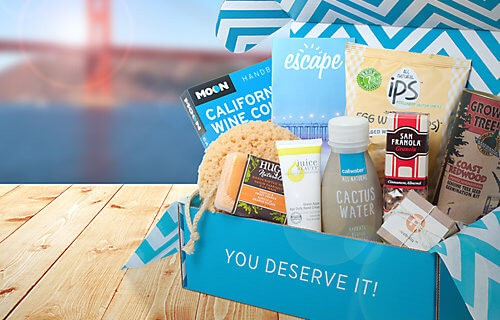 RueLaLa Subscription Box Deals: Escape Monthly