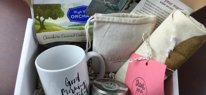 Mommy Mailbox Review – March 2015