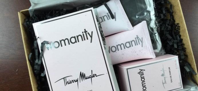 Mugler Addict Review – Winter 2015 – March Perfume Subscription Box