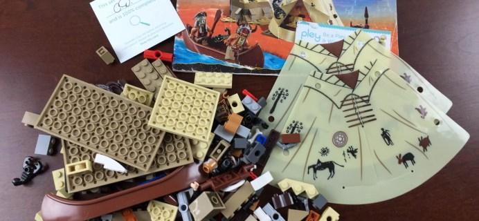 Pley Lego Subscription Box Review