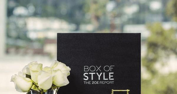 New Rachel Zoe Box of Style Subscription Box!