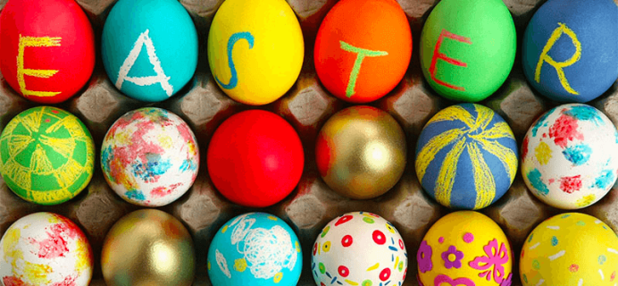 Taste Trunk: Buy the Easter Trunk, Get a Sweet Trunk Free!