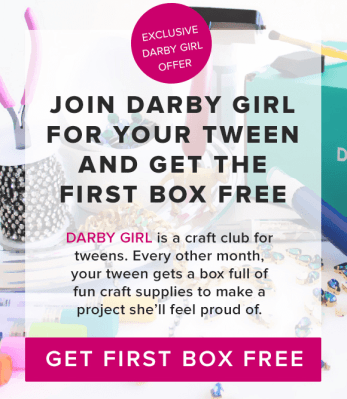 Darby Girl Coupon – Free Box with 6 Box Subscription!