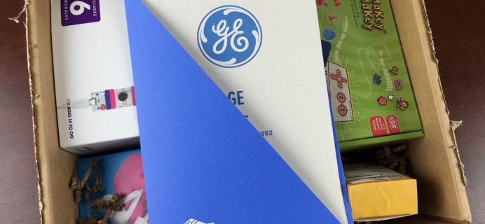 GE #InventorsToolbox Quarterly Co. Review