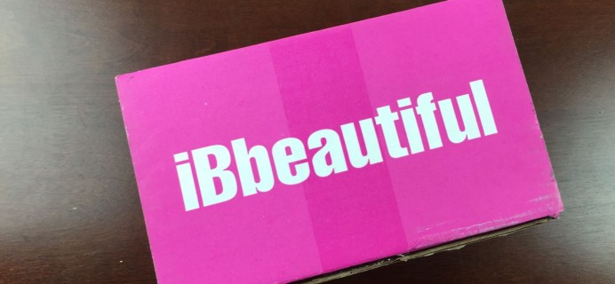 April 2015 iBbeautiful Teen & Tween Subscription Box Review