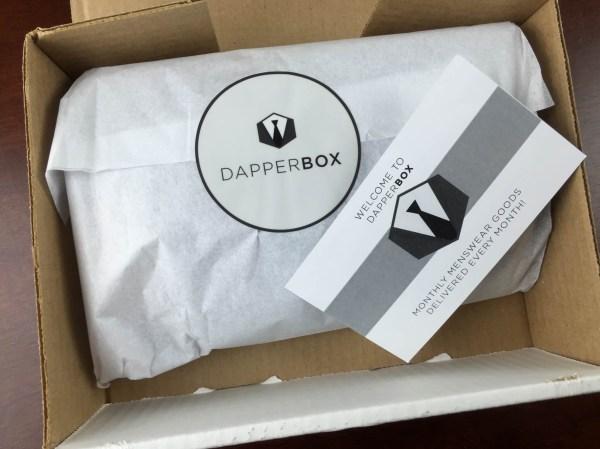 dapper box review