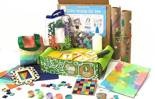 Green Kid Crafts on RueLaLa – 3 months for $35!