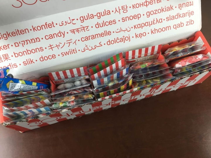 30 days of candy review