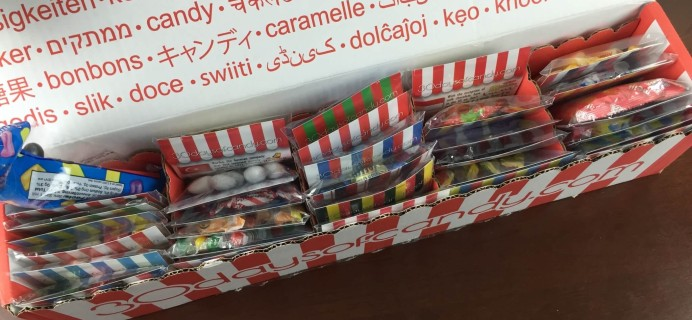 30 Days of Candy May 2015 Subscription Box Review + Coupon