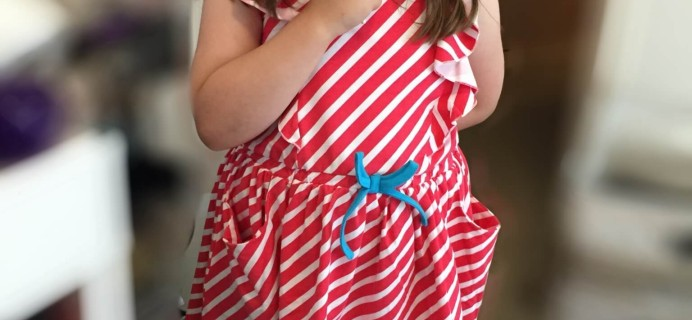 FabKids June 2015 Subscription Review + Half Off Deal