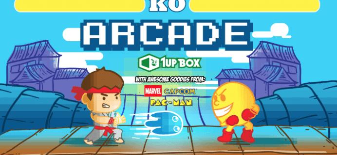 June 2015 1Up Box Spoilers – Gamer Subscription Box