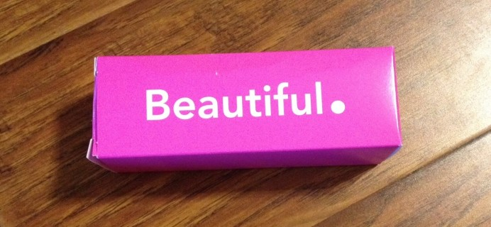 May 2015 TomBoxes Review – Period Subscription Box – First Box $8!