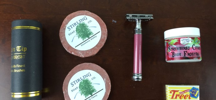Wet Shave Club Women's Subscription Box Review & Coupon – May 2015 Starter Box