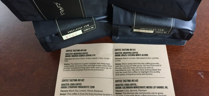 Angels' Cup Black Box Coffee Subscription Review