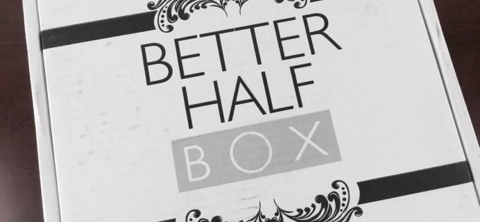 Better Half Box Review & Coupon – Womens Box – May 2015